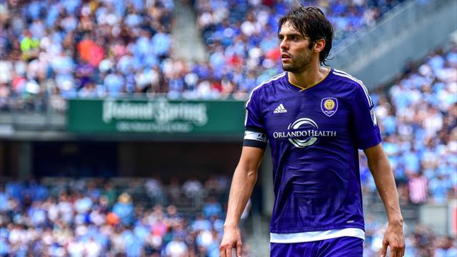 Avec un doublé de Kakà, Orlando s'offre le scalp du New York City FC