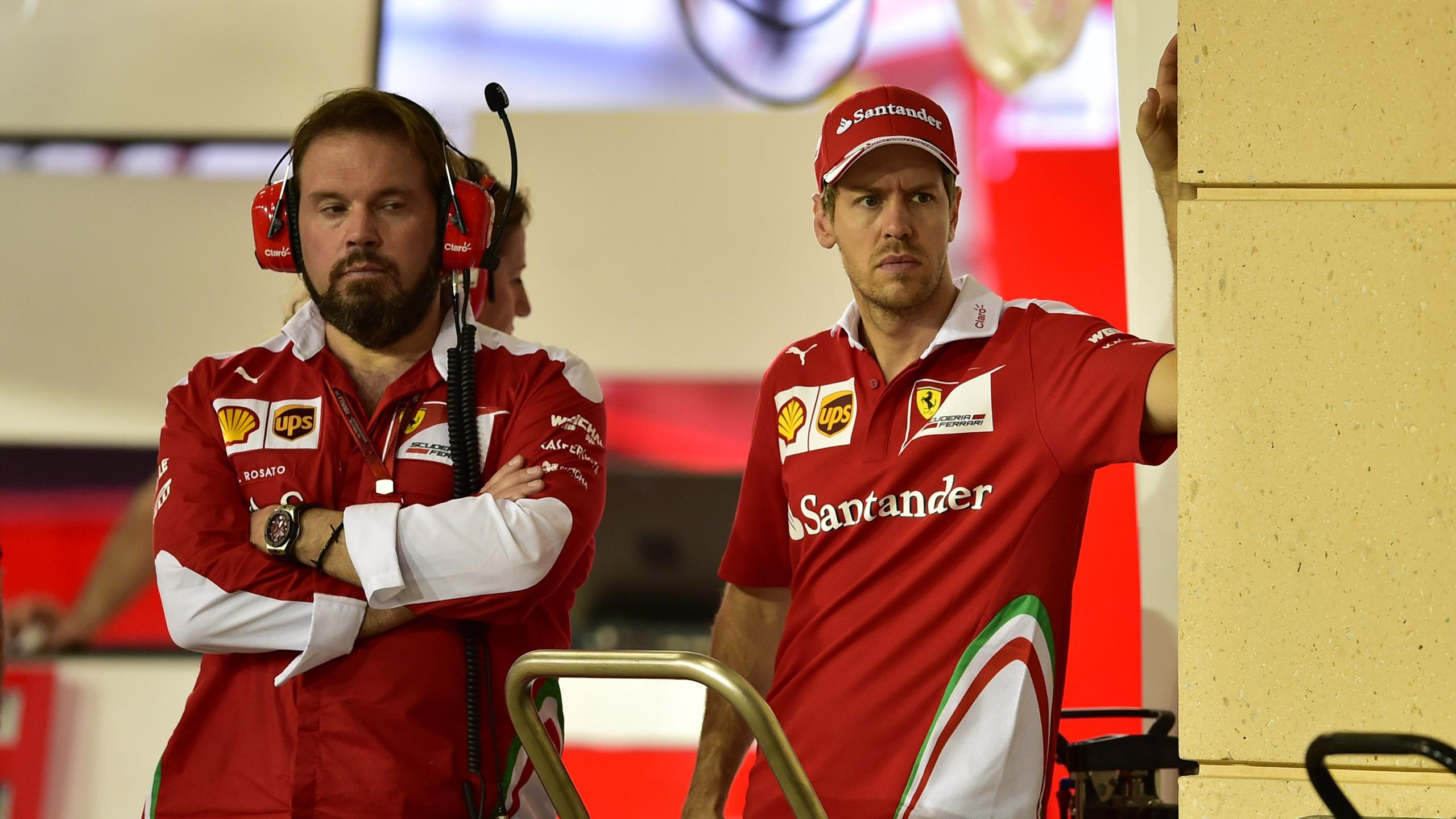 Sebastian Vettel (Ferrari) - GP of Barhain 2016