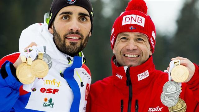 Бьорндален и Фуркад планируют совместный сбор для подготовки к олимпийскому сезону