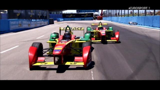 Formula E: Inside the team