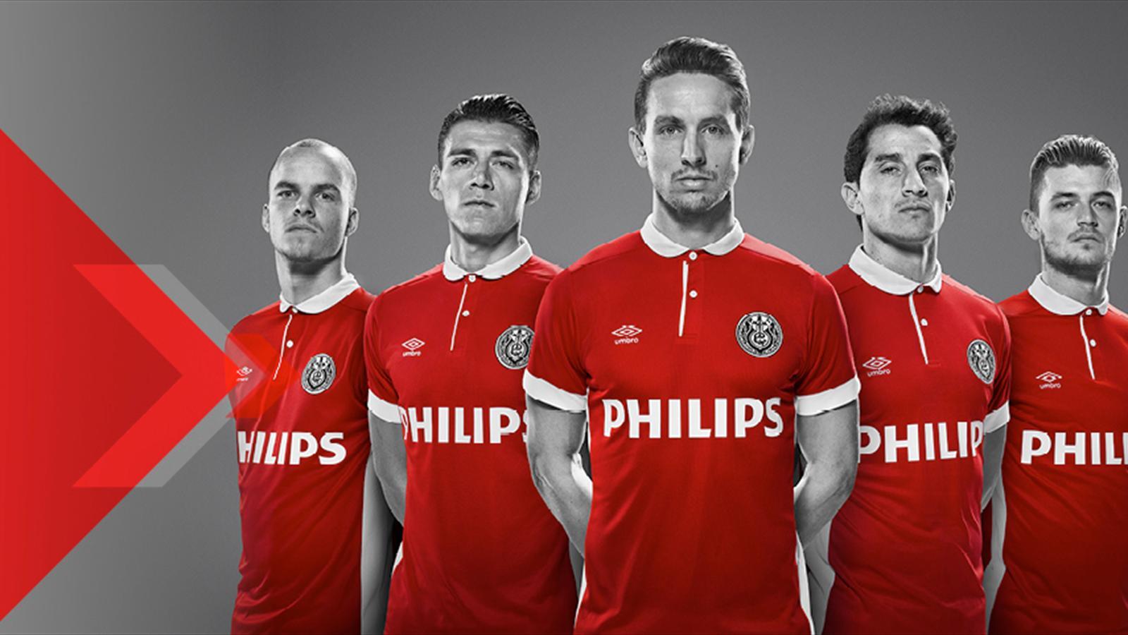 Maillot entrainement PSV nouveau