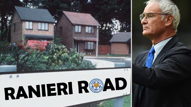 Il premio Bearzot a Ranieri. Leicester vuol dedicargli una strada
