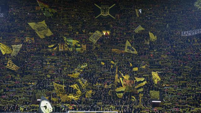 Dortmund, Liverpool charged after Europa League clash