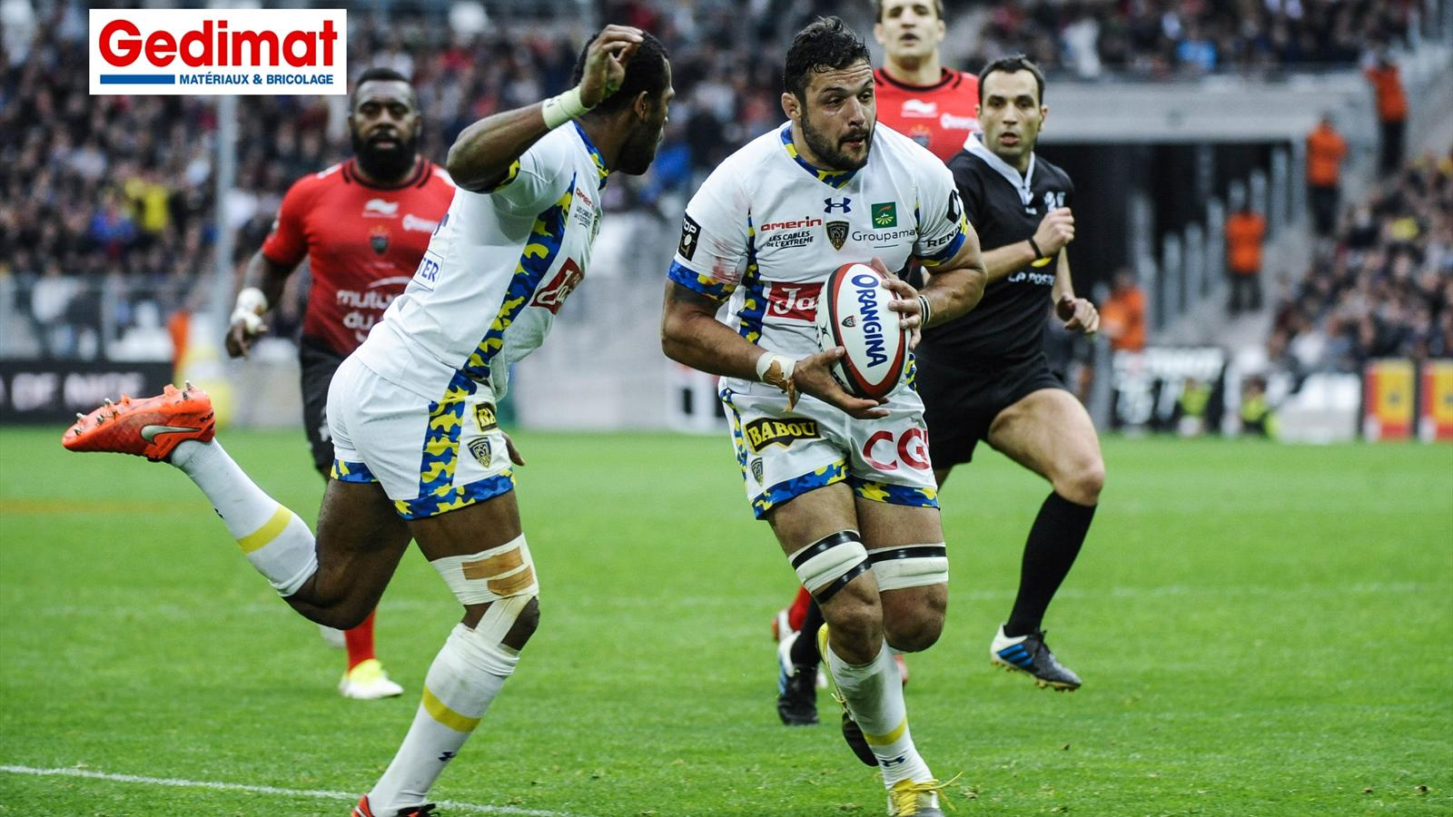 Essai g dimat damien chouly conclut l 39 action chirurgicale for Interieur sport rugby