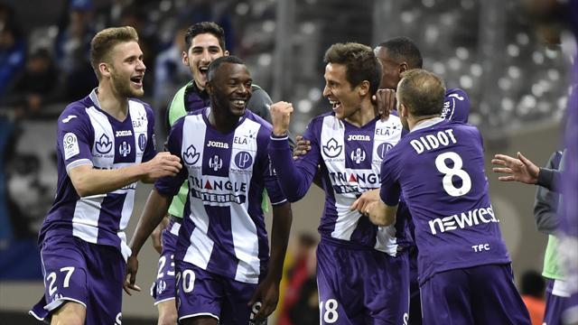 Toulouse croit encore au maintien, Saint-Etienne s'espère encore européen
