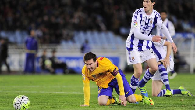 Le Barça se prend encore les pieds dans le tapis et la Liga est relancée !