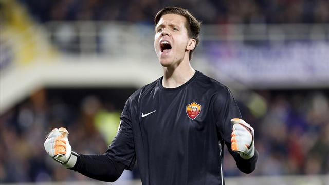 Szczesny: I want Leicester to win the title