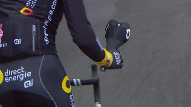 París-Roubaix: Alexandre Pichot pierde el sillín en plena prueba