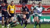 Grenoble-Connacht (33-32): Grenoble renverse le Connacht et accroche sa première demie européenne