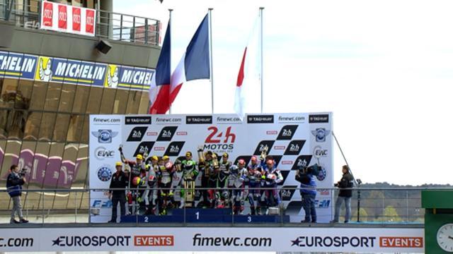 Kawasaki triumph at the Moto 24 Hours of Le Mans