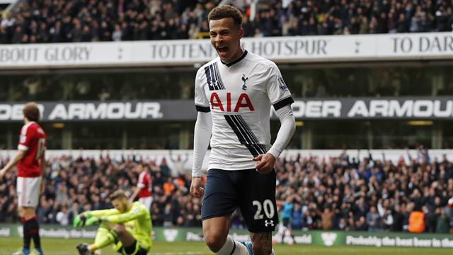 Dele Alli ranked world's fourth most valuable young player, but who is top of list?