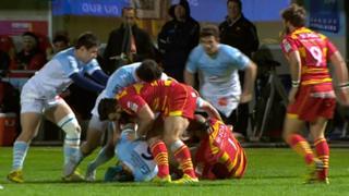 Revoir Rugby du 12 Avril