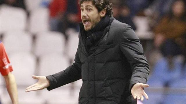 Víctor planifica cuatro sesiones para preparar la visita al Sevilla