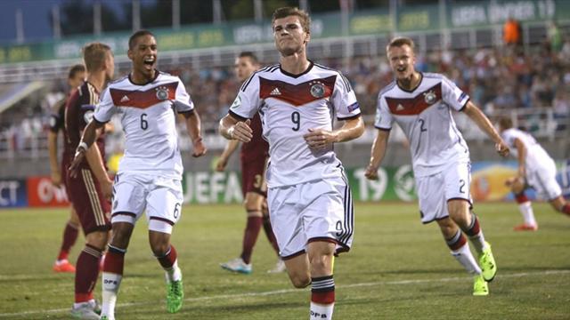 DFB-U19 trotz WM-Quali mit Steigerungsbedarf
