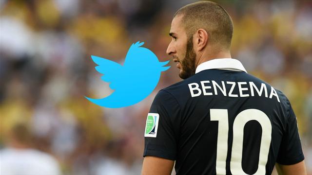 L'absence de Benzema à l'Euro a inspiré les Internautes : la preuve en 10 tweets