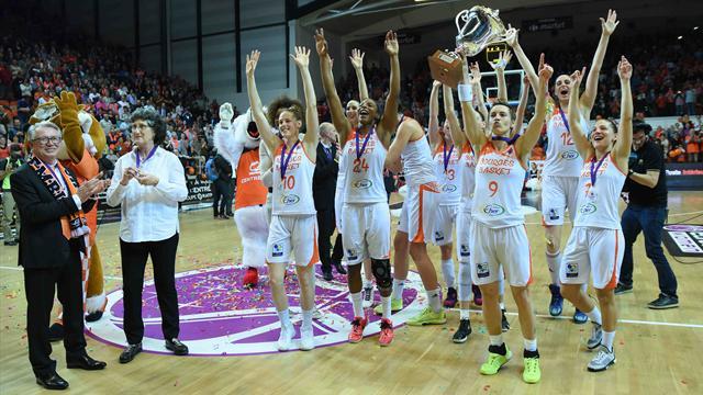 Cinquième titre continental pour Bourges