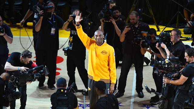 Kobe'nin formaları emekliye ayrılıyor