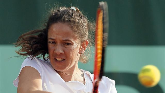 Schnyder gagne son premier match depuis 2015