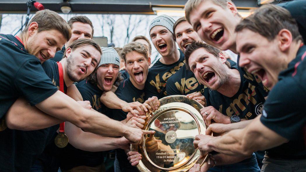 Em Quali Deutsche Handballer Gegen Slowenien Portugal Und Die