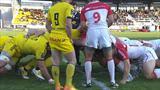 Vidéo - Pro D2: Le résumé de Carcassonne - Biarritz (32-27)