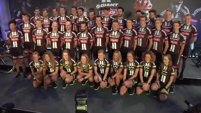 Giant Alpecin's Dumoulin has high hopes for Amstel Gold Race
