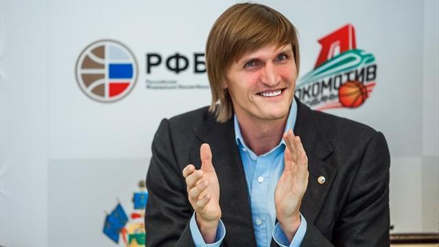 Кириленко переизбран на пост президента РФБ