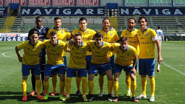 Rinascita Parma, promosso in Lega Pro