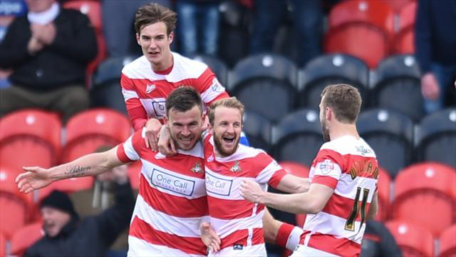 Doncaster boost survival hopes with win over Wigan