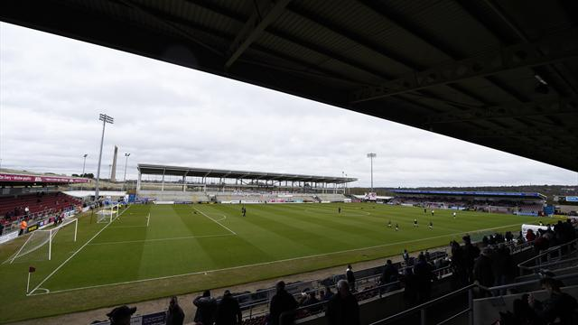 Northampton win title despite goalless draw