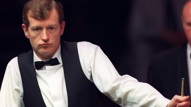 Emotional Steve Davis announces retirement after glorious 38-year career