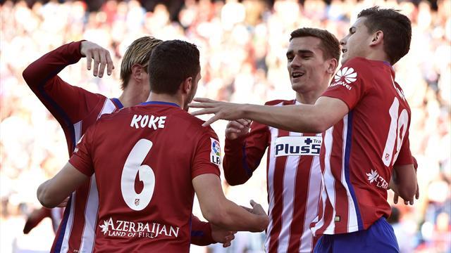 L'Atlético fond sur le Barça