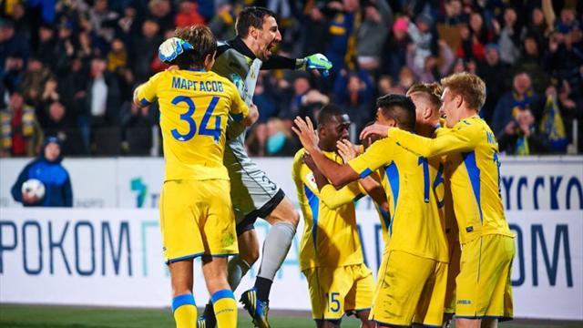 Avec le FC Rostov, le championnat russe a aussi son «Leicester»