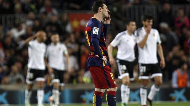Valencia barcelona a qu hora y d nde ver el partido for A que hora juega el barcelona hoy