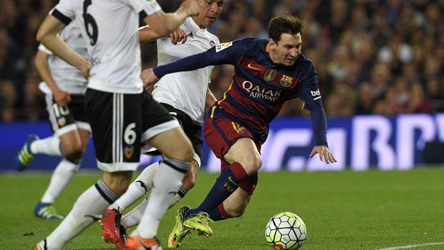 Messi atteint le cap des 500 buts en carrière