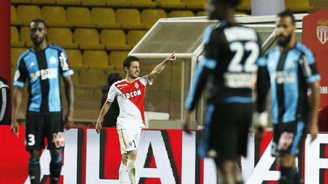 Monaco redresse la tête, pas l'OM