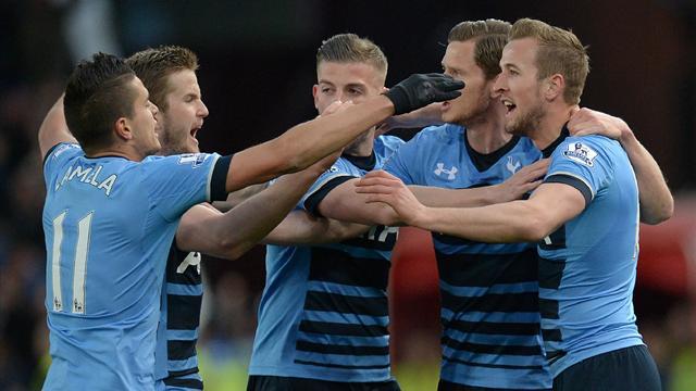 Porté par Kane et Alli, Tottenham fond sur Leicester