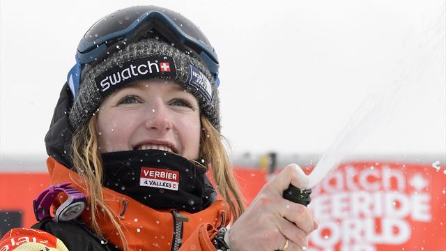 Estelle Balet, championne du monde de snowboard extrême, se tue dans une avalanche