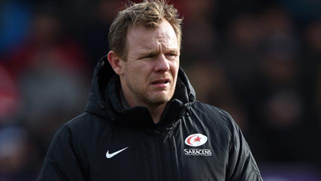 Aviva Premiership full of quality teams - Saracens director of rugby Mark McCall