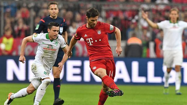 DFB Pokal: Guardiola se irá del Bayern con final, en la que se enfrentará al Dortmund