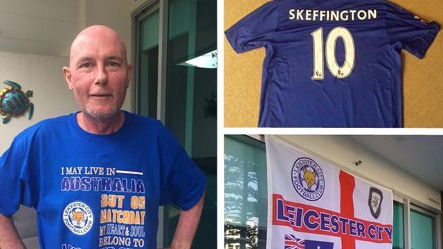 Болельщик «Лестера», больше года сражавшийся с раком, чтобы увидеть титул команды, скончался