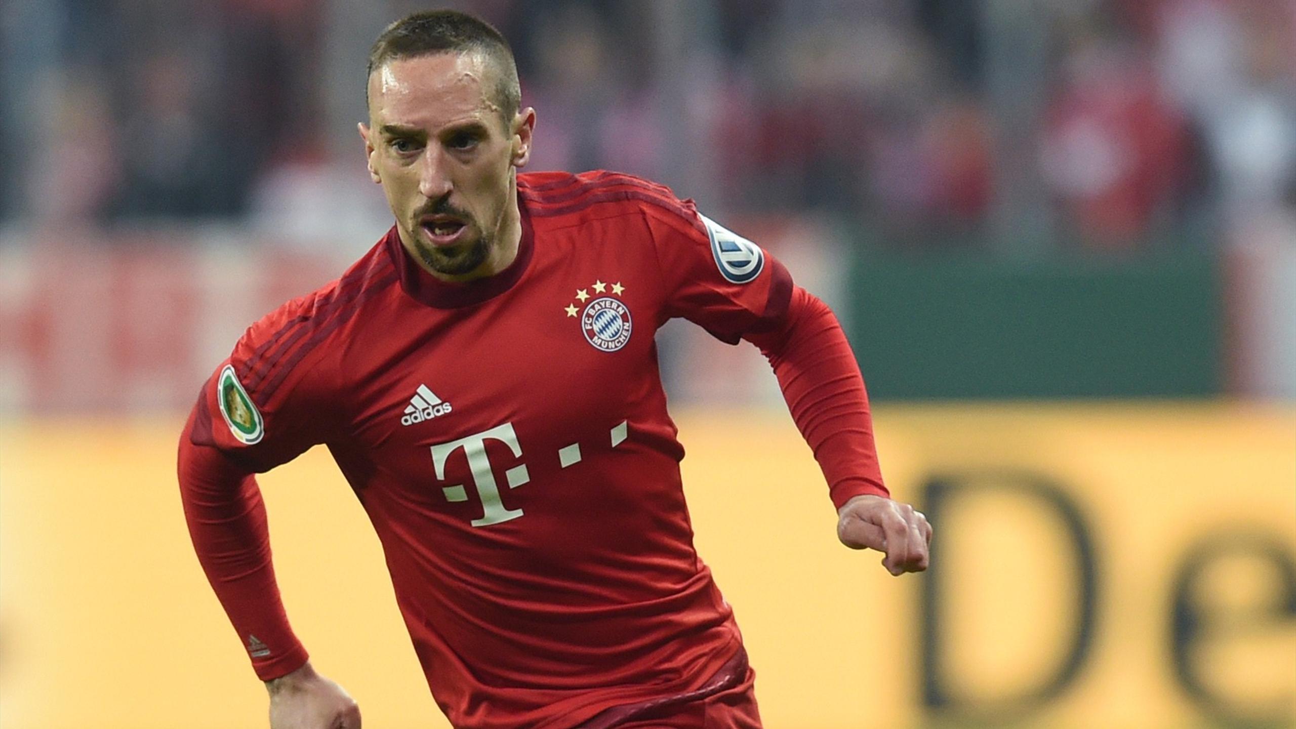 Franck Ribéry - FC Bayern München