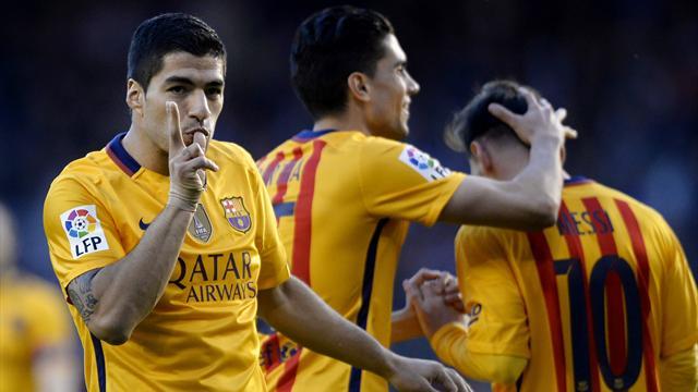 8-0 : Barcelone passe ses nerfs sur La Corogne pour garder la tête