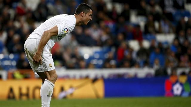 Real coach Zidane plays down Ronaldo injury