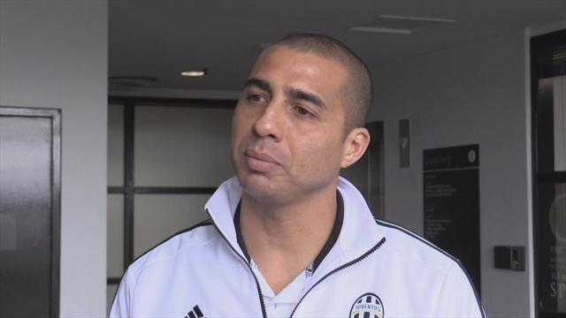 Trezeguet : «Cette Juventus est dans l'histoire»