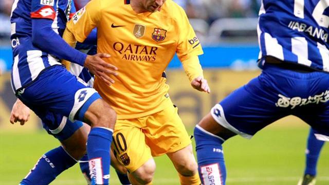 Fernández da ánimo a los jugadores y técnicos, pero también critica la imagen