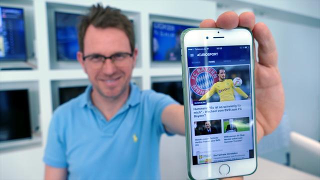Suoria urheilulähetyksiä jatkossa myös eurosport.fi-sivustolla!
