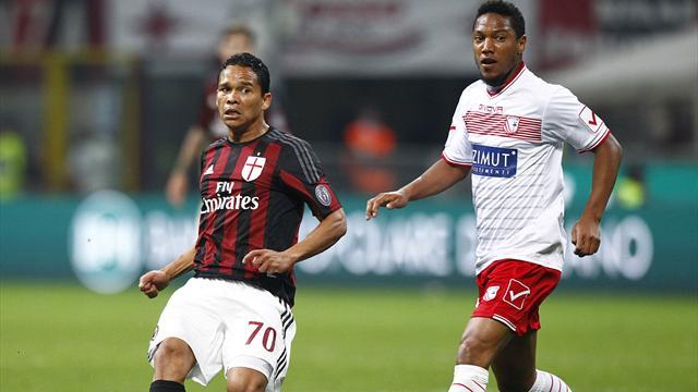 Il Milan di Brocchi si è già spento: 0-0 col Carpi