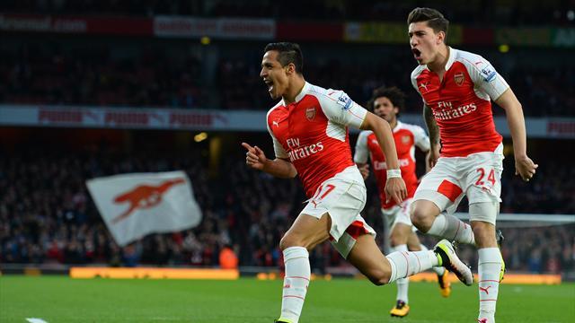 Arsenal retrouve des couleurs (et sa place sur le podium)