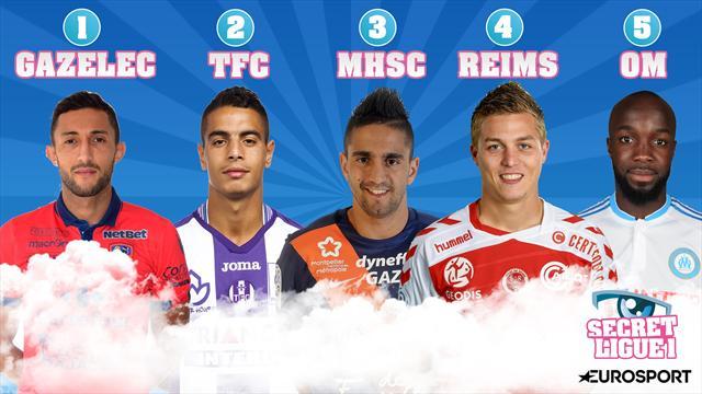 Secret Ligue 1 : OM, Toulouse, Ajaccio… qui restera dans l'élite à la fin de la saison ?