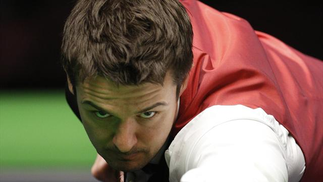 Michael Holt: 'Leaving school early to play snooker remains a huge regret in my life'